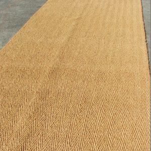 light golden brown matting depth 8mm
